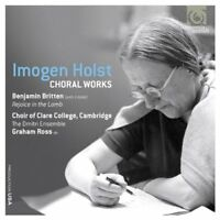 CLARE COLLEGE CHOIR - CHORAL WORKS [CD]