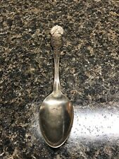Vintage W. M. Rogers M.F.G CO.silverplated Michigan spoon...