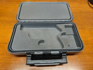 Ruger LCP Subcompact Pistol Case Polymer Gray Factory Waterproof