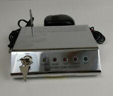 Home Security Alarm System VP-1605 With Two Keys And Power Supply Antenna Fuse