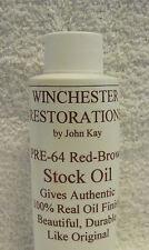 Winchester Restorations Stock Oil John Kay 2-oz 92 94 1873 1892 1894 73 76 86 95