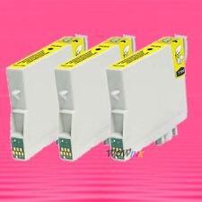 3P NON-OEM YELLOW INK alternative for EPSON T044420 T0444 Stylus CX6400 CX6600