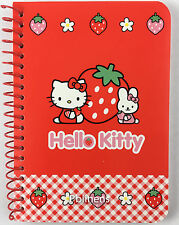 SANRIO HELLO KITTY NOTEBOOK BRAND NEW RED