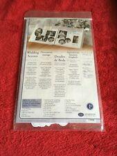 Creative Memories Scrapbook Set  ~ 💐~ Wedding Accents ~💐~