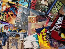 Mystery Comic Book Box Marvel DC IMage ETC 10 books includes #1