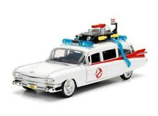 JADA 99731 - 1/24 CADILLAC GHOSTBUSTERS ECTO-1 WHITE / RED