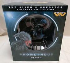 ALIENS - MIB Eaglemoss Hero Collection Alien & Predator Prometheus Deacon Figure