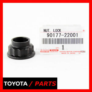 FACTORY LEXUS ES350 TOYOTA AVALON COROLLA DRIVER SHAFT AXLE NUT 9017722001 OEM