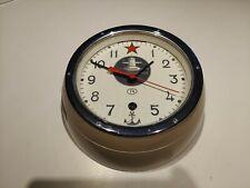 New ListingVintage Russian Soviet B Cccp Kauahguyckue Red Star Maritime Submarine Clock