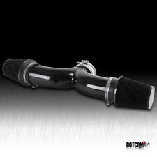 Fit 2003-2008 Ram 1500 Hemi 5.7L V8 Glossy Black Dual Twin Air Intake+Filter