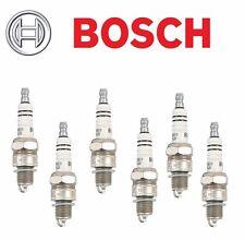 6 X BOSCH Super Plus Premium Copper Core Power Performance Spark Plugs # WR7BC