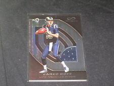 JARED GOFF NFL ROOKIE GAME USED GENUINE CERTIFIED AUTHENTIC JERSEY CARD /288