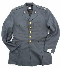 (3) 1964 DATED SWEDISH ARMY / AIR FORCE PARADE JACKET SIZE D96
