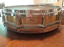 Pearl Free Floating Snare Drum 14� Brass