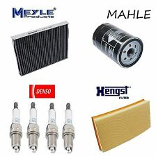 Tune Up Kit Oil Cabin Air Filters Spark Plugs for Volkswagen Beetle 1.8L 99-05