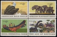 RJames: US 1390a Natural History Issue setenent , MNH, VF