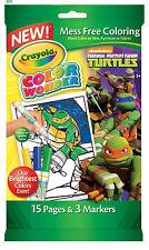 Crayola Colour Wonder (Color Wonder) Mini - Teenage Mutant Ninja Turtles