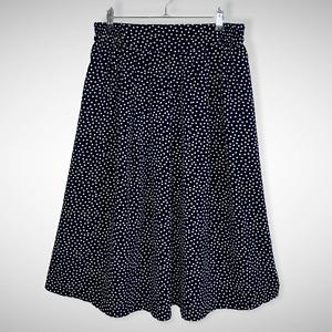 Laurie McCarthy Vintage Polka Dot Skirt Made in Australia