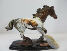 Westland Horse of A Different Color Figurine 20323 Bear Fishing  #6877
