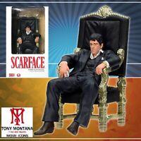 SD Toys - Scarface - Tony Montana - Film Icons Figura - Statua Nuovo/Originale