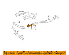 GM OEM Exhaust System-Intermediate Pipe 15999120