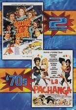 2 Peliculas - Discotec Fin De Semana / La Pachanga (DVD, 2005, Brand New)