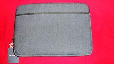 """14"""" Laptop Tablet Blue Jean Neoprene Sleeve Case Cover - Port Authority BG652M"""