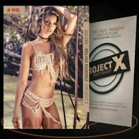 Melina Ramirez [ # 823-UNC ] PROJECT X Numbered cards / Limited Edition