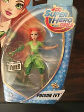 """Poison Ivy 6"""" Inch Action Figure Doll - Mattel DC Super Hero Girls"""