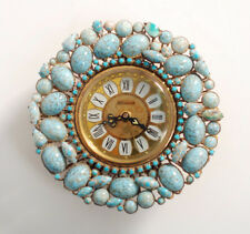 """One Of A Kind Vintage """"Blessing""""  West German Fully Working Alarm Clock"""