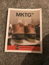 Principles of Marketing MKTG10 by Lamb, Hair, McDaniel. Student edition