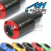 Billet ATOM Bar Ends Sliders Fit Yamaha MT-07 FZ-07 14-19 19 18 17 16 15 14