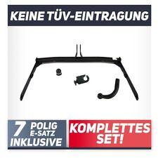 Für Ford Fusion ohne Parksensoren 02-12 Anhängerkupplung starr+E-Satz 7p