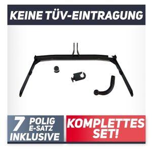 Für Ford Fusion 10.05 Typ JU Oris Anhängerkupplung starr /& 13poliger E-Satz NEU