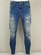 NWT American Eagle Men's Ne(x)t Level Slim Destroyed Denim Jeans 31/32 NEW