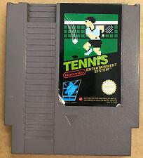 Tennis (Nintendo Entertainment System, 1984)