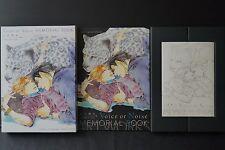JAPAN NEW Yamimaru Enjin: Voice or Noise Memorial Book (Manga & Art Book Set)