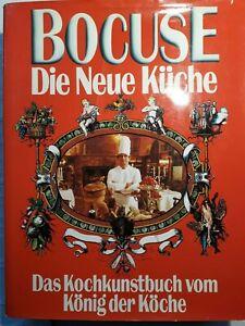 BOCUSE - Die Neue Küche - Econ Verlag 1977 einmalige Sonderausgabe
