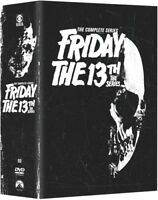Friday The 13th - The Series: The Complete Series [New DVD] Full Frame