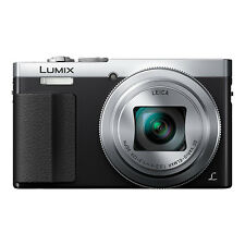 Panasonic LUMIX DMC-TZ70 Digital Camera WiFi NFC 30x Optical Zoom 12.1 MP Silver