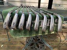 Titleist AP1 716 Iron Set Graphite 5-W(52) Senior Flex - EXCELLENT