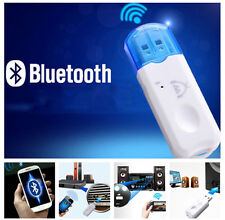 Car USB Wireless Bluetooth Music&Call Audio Receiver Adapter For A2DP Compatible