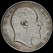 More details for 1907 edward vii silver florin, gvf+