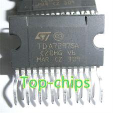 Puente de doble amplificador 1PCS TDA7297SA IC clipwatt 15 7297 TDA7297 Nuevo