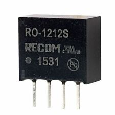 Recom RO-1212S 1W une sortie convertisseur