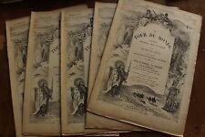 TOUR du MONDE - 1893 - Voyage aux 3 GUYANES - M.C. VERSCHUUR
