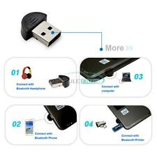 Mini USB Bluetooth Adapter Wireless Dongle For Windows XP Win7 Laptop PC Vista
