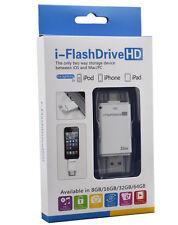 32GB USB HD i-Flash Drive U Disk Memory Stick For iOS MAC PC iphone ipad