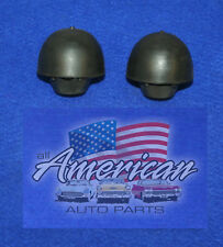 FORD 1949-1952 All Models Upper Rubber Bump Stops (Pair) 49 50 51 52