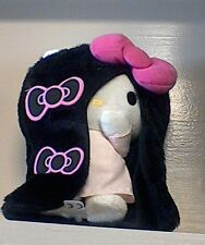"SALE!! - Sadako 3D Hello Kitty The Ring Ringu 7"" plush doll Sanrio 2013 Rare"